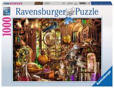 RAVENSBURGER PUZZLE*1000 TEILE*CIRO MARCHETTI*MERLINS LABOR*NEU+OVP