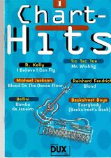 CHART - HITS, Bd.1. Piano/Keyboard/Gitarre, Vocal/Chords.