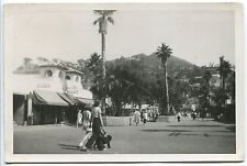 LATE 1930s DOWNTOWN CATALINA ISLAND, CA PHOTOGRAPH