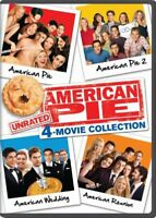 American Pie 4-Movie Collection (Unrated) [New DVD] Boxed Set, Dubbed