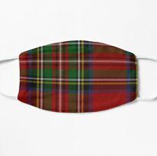 Scotland Royal Stewart Tartan Face Mask