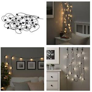 Lichterkette Blötsnö Ikea