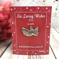 Angel Pin Brooch Ganz Valentine Day Gift Blessings That Overflow Loving Wishes