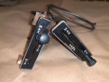 BL Mini Mk2/' 67 /'69 Intérieur Porte Pull Poignées X 2 GLZ118 RILEY ELF/' 61 /'73