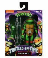 """NECA - Teenage Mutant Ninja Turtles in Time Series 2 - Raphael 7"""" Action Figure"""