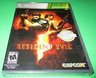 Resident Evil 5 (Microsoft Xbox 360, 2009) - European Version
