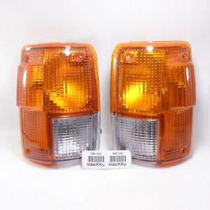 ISUZU Trooper Holden jackaroo Corner Light Turn Signal Front 1969-1987 Brand NEW