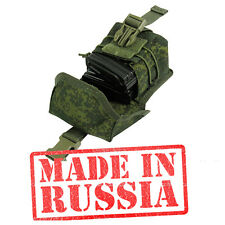 Russian Pouch svd sniper Case molle pals grenade PAINTBALL airsoft bag magazine