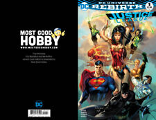 DC Rebirth Justice League #1 MGH Exclusive EBAS Color Variant NM