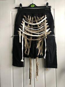 Rick Owens Tecuatl shorts