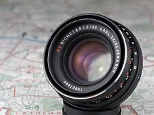 red MC BIOMETAR 2.8/80 PENTACON six mount lens CARL ZEISS JENA DDR SELECTED! /10