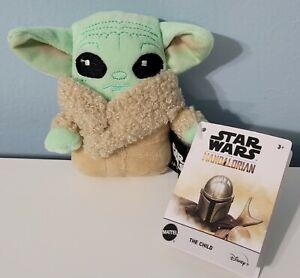"Star Wars The Mandalorian 4"" THE CHILD Plush Stuffed Animal NWT 3+"