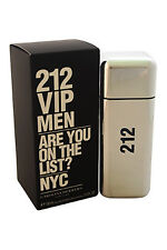 212 VIP Men Carolina Herrera Cologne Spray 3.4 Oz 100 Ml Hard2find