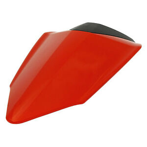 Rear Pillion Seat Cover Solo Cowl Red For DUCATI 899 1199 1199R 1199S Panigale