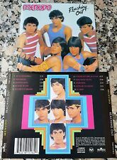 MENUDO REACHING OUT RARE CD Like A Cannonball Heavenly Angel If You're Not Here