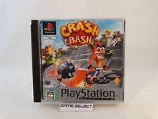 CRASH BASH BANDICOOT PLAYSTATION 1 2 3 ONE PS1 PS2 PS3 PSX PAL ITALIANO COMPLETO