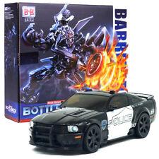 Transformers Movie version alloy Judge LS02 police car Roadblock in stock