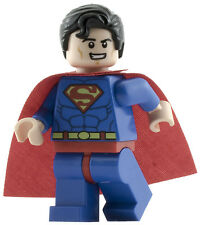 Genuine LEGO Juniors DC Superman Faccina Sorridente minifigura ORIGINALE SUPER MAN 10724