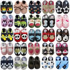 carozoo Fr cuir semelle souple bébé chaussures/chaussons 2016 nouveau modèle