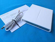 Memorex Slim External DVD Writer 8x (DVD DL 6x, CDR 24x) USB Powered  MRX-650LE
