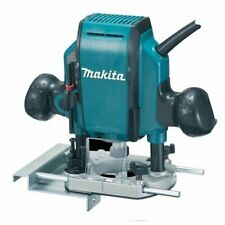 Makita 1/4-inch/ 3/8-inch 240V Plunge Router - BARGAIN! FREE DELIVERY!