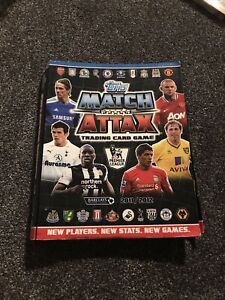 Match Attax 11/12 Complete (all MOM/100/Golden Moments/trophy) 466