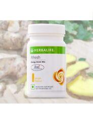 Herbalife Afresh ginger Energy Drink  Herbal Tea 50gm / 1.7 Oz Free Shipping