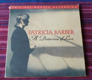 Patricia Barber ~ A Distortion Of Love ( MOFI Press with Serial Number ) Lp
