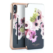 Ted Baker® CHESKIL Mirror Case with outer Card Slot for iPhone XR - Neapolitan
