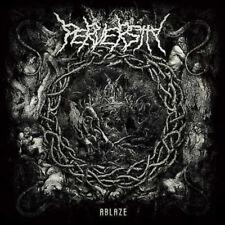 """Perversity """"Ablaze"""" CD ~ BRUTAL SLOVAKIA DEATH METAL ~"""