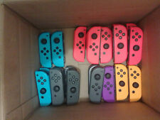Nintendo Switch Joy Con and Acessories