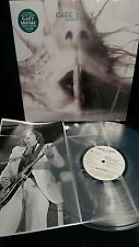 GREG LAKE - London 81 LP Features Gary Moore (E.L.P.) Karn Evil 9 Lucky Man