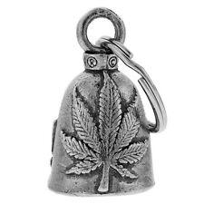 GO GREEN GUARDIAN BELL gremlin mod harley usa marijuana pot leaf chopper softail