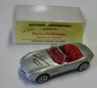 Matchbox Superfast MB BMW Z8 Faßbinder Fassbinder Doebeln German Code 2