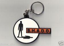 UFO Shado Keychain / Gerry Anderson TV Show Key Chain fob