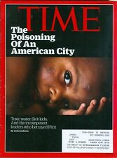 2016 Time Magazine: Toxic Water- The Poisoning of An American City