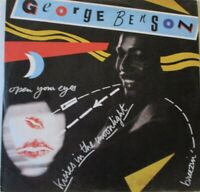 "GEORGE BENSON - Kisses In The Moonlight ~ 12"" Single PS"