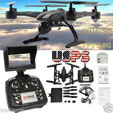 JXD 509G RC Drone FPV Quadcopter with HD Camera 5.8G Altitude Hold Helicopter US