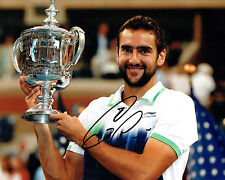 Marin CILIC Signed Autograph Photo Croatian AFTAL COA US OPEN Tennis Champion