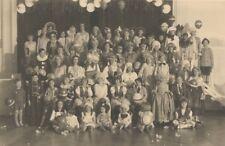 1930s Jacques Naegeli, Gstaad Switzerland School Children Costume Gelatin Photo