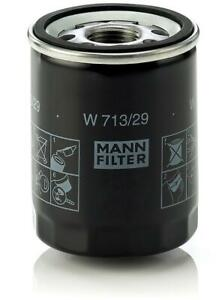 Mann-filter Oil Filter W713/29 fits JAGUAR XK X150 4.2 XK8 4.2 XKR