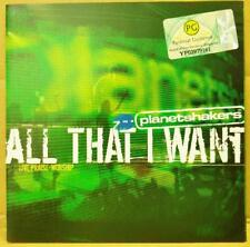 All That I Want Live Praise & Worship Christian Songs Australia CD + DVD FCS8351