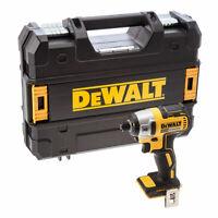 Dewalt DCF886N 18V Lithium-Ion Cordless Brushless Impact Driver TSTAK Case