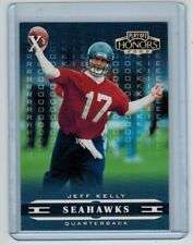 """2002 PLAYOFF HONORS JEFF KELLY #107 ROOKIE """"X"""" 05/50 SOUTHERN MISSISSIPPI"""