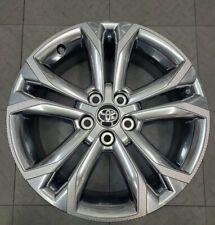 2021 Toyota Sienna 18x75 Factory Oem Alloy Platinum Clad Wheel Single 95091