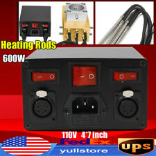 4x7 Rosin Press Plate Kit Pairs Extractor 10 20 Ton Hydraulic Rosin Heat Press