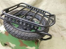Ural 650 Rear Luggage Rack Hinged with Boot Trunk  Lid