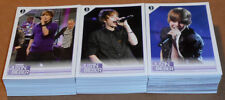 2010 Panini Justin Bieber 1st Print ~ 150-Card Base Set + 30-Card Sticker Set