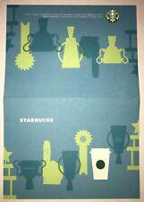 Starbucks Rarest Co Branded Design With Holder 2011