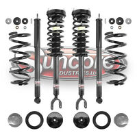 2006-2009 W211 Mercedes E350 Air Strut to Coil Spring Suspension Conversion Kit